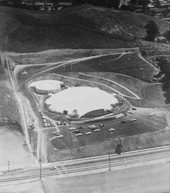 Valley Music Theatre Aerial